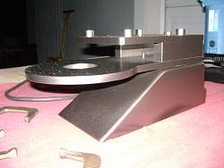 Turn a Magnetic Drill into a handy portable drill press-dsc00294.jpg