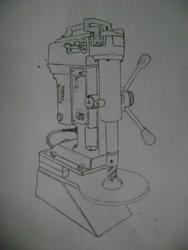 Turn a Magnetic Drill into a handy portable drill press-dsc00812.jpg