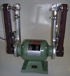 """Twin 30"""" Belt Sander/Grinder-64.jpg"""