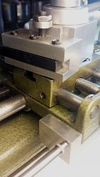 Unimat Lathe Cross Slide and Dial Indicator Anvil Locking Screws-cross-drilled-10-32-threaded-hole-unimat-cross-slide-locking.jpg