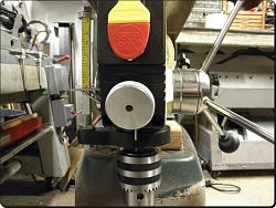 Variable Speed Tread Mill D.C. Motor Conversion  Shop Fox Drill Press.-006.jpg