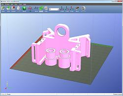 Vice Metal Casting from 3D Printed Patterns-afinia-3d-printer-software.jpg