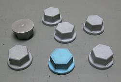 Vice Metal Casting from 3D Printed Patterns-aluminum-knobs.jpg