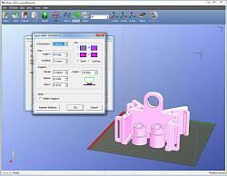 Vice Metal Casting from 3D Printed Patterns-print-setup.jpg