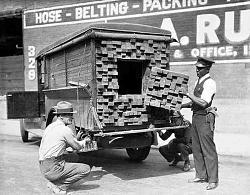 Vintage work crew photos-bootleggers-delivery-truck.jpg