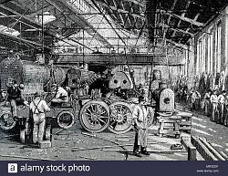 Vintage work crew photos-engraving-depicting-erecting-shop-baldwin-locomotive-works-philadelphia-dated-19th-ce.jpg