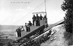 Vintage work crew photos-lowe_incline_car_ca1900.jpg