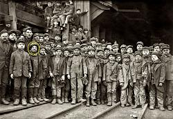 Vintage work crew photos-smile_pennsylvania_coal_miners.jpg