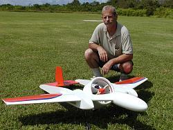 VTOL rc airplane called the Vertigo - HomemadeTools net