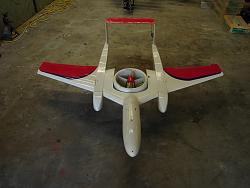 VTOL rc airplane called the Vertigo - HomemadeTools net