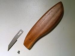 Wood carving or marking knife with replaceable blade-web-1.jpg