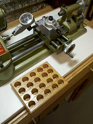 Wood Racks and Stands for Drills, Countersinks and Collets-er16-collet-rack-finished.jpg