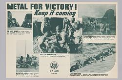 """WWII """"Don't Scrap It"""" poster - image-keep_it_coming.jpg"""