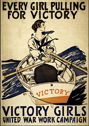 """WWII """"Don't Scrap It"""" poster - image-victory-girls.png"""