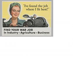 """WWII """"Don't Scrap It"""" poster - image-where_i_fit_best.jpg"""