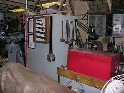 WWII hand-powered lathe from Liberty Ship - photo-13_ss_john_w_brown_baltimore.jpg