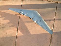 XB-35 Flying Wing RC Model-dscf0002.jpg