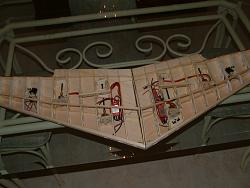 XB-35 Flying Wing RC Model-dscf0019.jpg