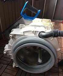 Yet another Honey-Do: Growling washing machine, Pt 1-unsealing-drum.jpg