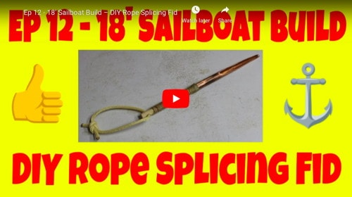 Rope Splicing Fid