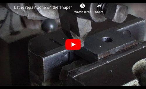 Tailstock Carriage Lock