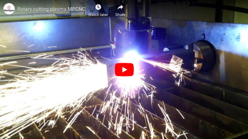 Rotary Plasma Cutter for MPCNC