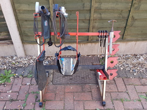 Welding Accessory Stand