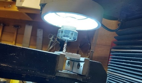 Milling Machine Light