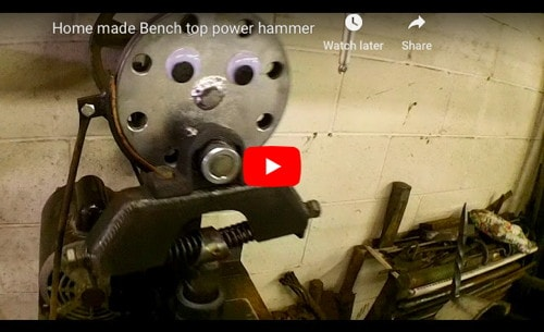 Benchtop Power Hammer