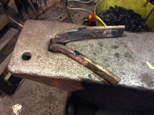 Anvil Hardy Clasp
