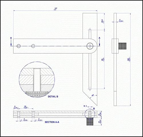 21 Plans for Squares and Bevel Gauges