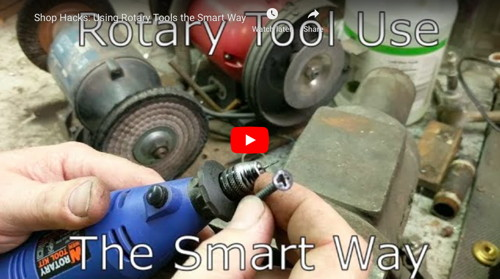 Using Rotary Tools Effectively