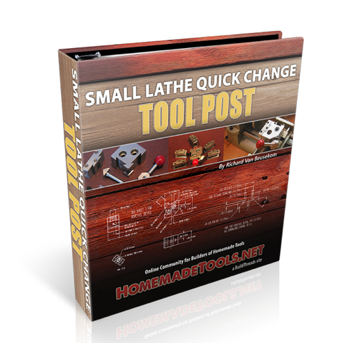 Small Quick Change Tool Post Plans