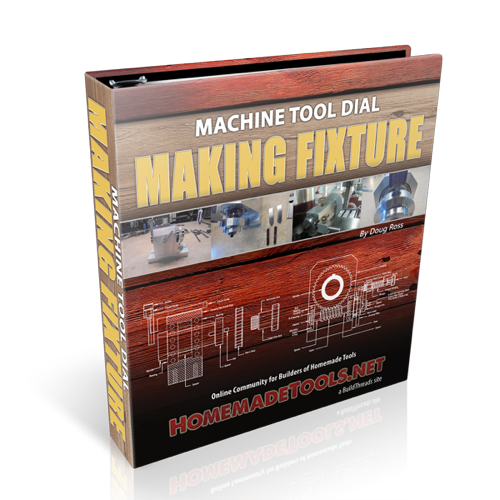 Machine Tool Dial Making Fixture Plans