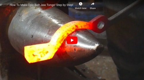 Bolt Jaw Tongs