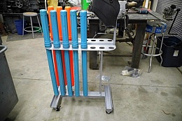 Rod Guard Caddy