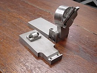 Precision Tool Grinding Fixture