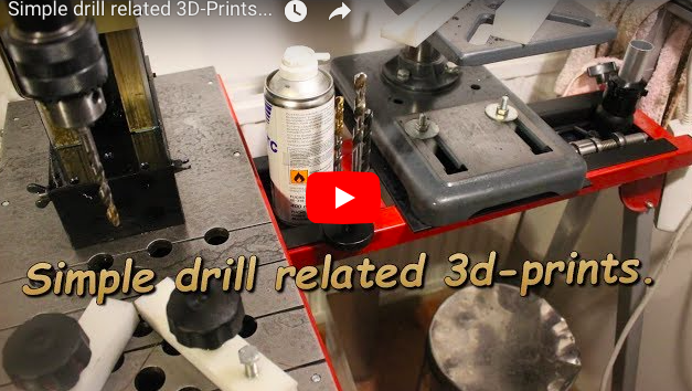 3D-Printed Drill Modifications