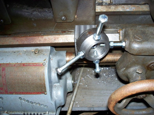 Four-Position Lathe Stop