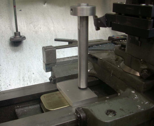 Lathe Cutter Height Gauge