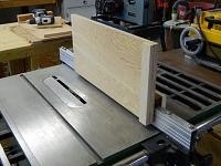 Tenon and Raised Panel Jig