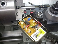 Lathe Electronic Edge Finder