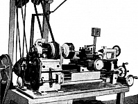 Screwcutting Lathe