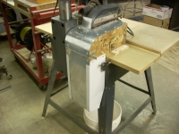 Radial Arm Saw Dust Hood