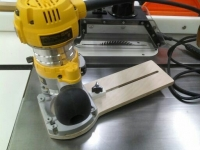Router Circle Cutting Jig