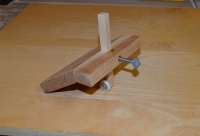 Jointer Knife Sharpening Jig