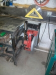 Folding Drycut Saw Table