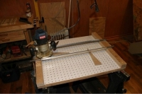 Planer Table