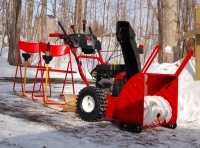 Touring Snowblower