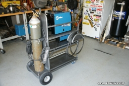 Homemade Welding Cart Homemadetools Net
